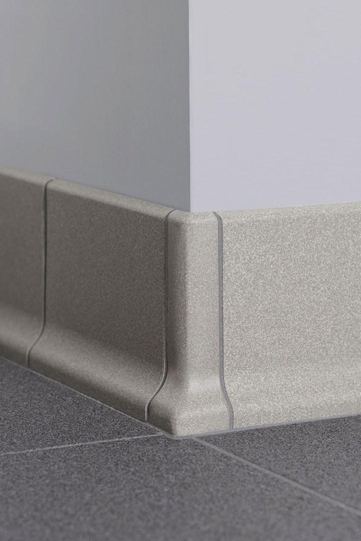Fittings - Coved floor tiles